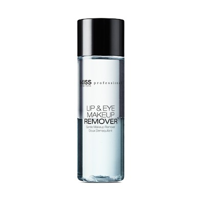Kiss New York Professional Lip & Eye Make Up Remover